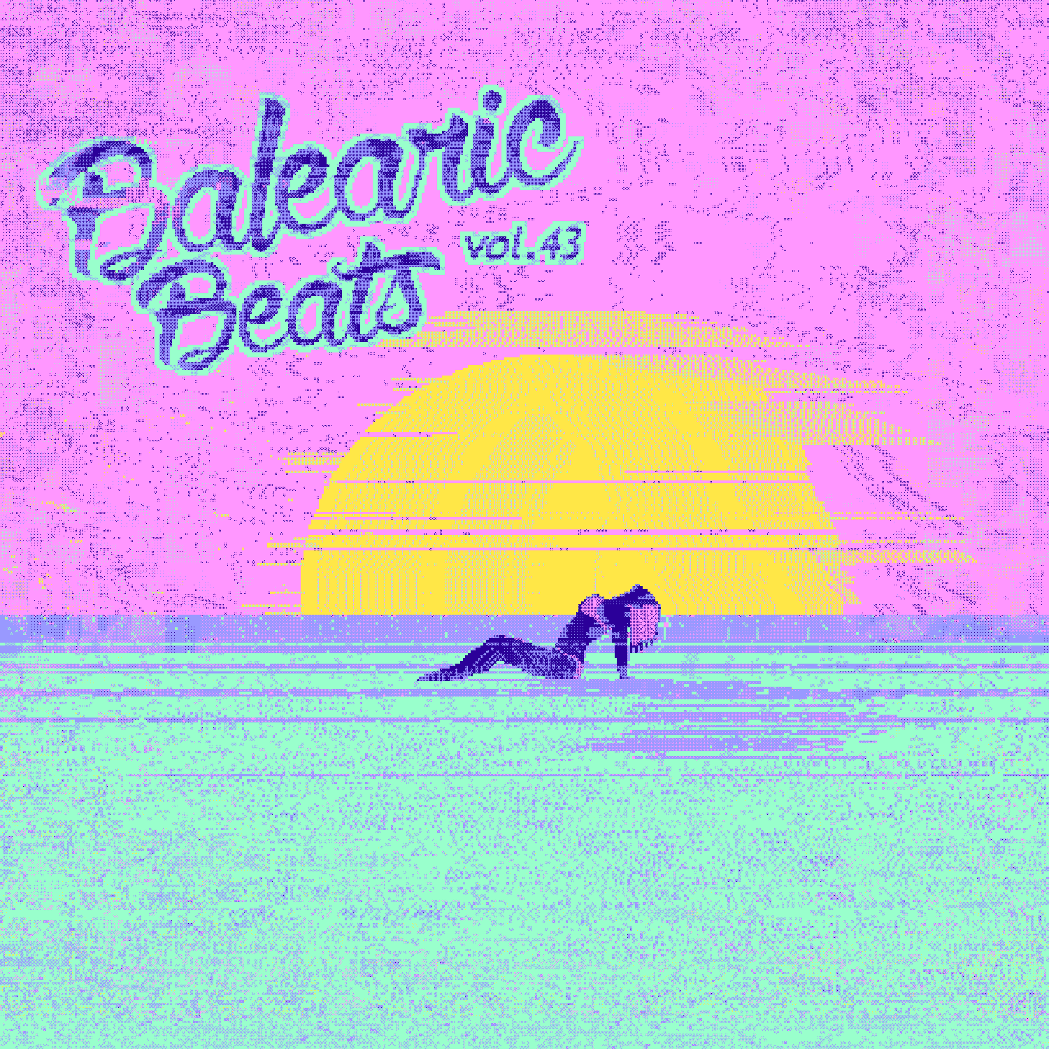 CP077] [KR075] Balearic Beats vol 43 - Chipmusic sounds of